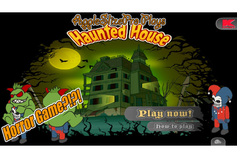 Haunted House Flash Game Gameplay w/AppleSlizePro - YouTube