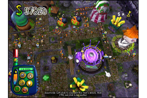 Theme Park World v2.0 Patch - Free Download