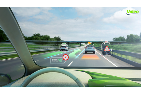 Head-up display: the best solution to limit driver distraction
