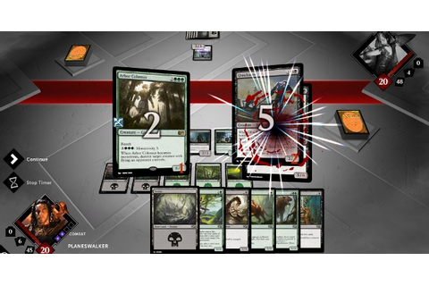 Dueling Planeswalkers: Magic 2015 Improving Deck-Building ...