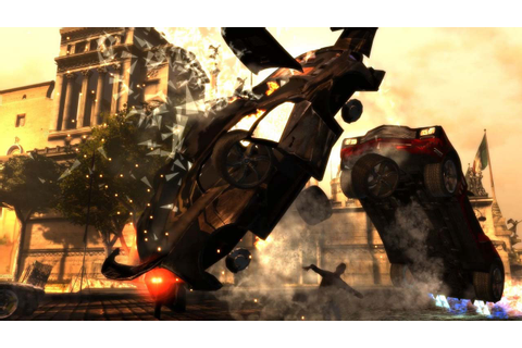 Flatout 3 Chaos & Destruction Free Download - Game Maza