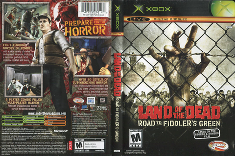 Land of the dead road to fiddlers green ign : baaperri