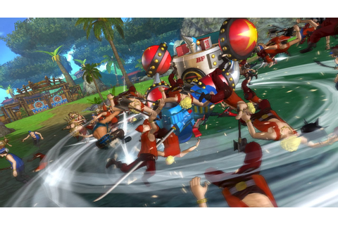 One Piece Pirate Warrior 2 PS3 Download Mediafire PC Game ...