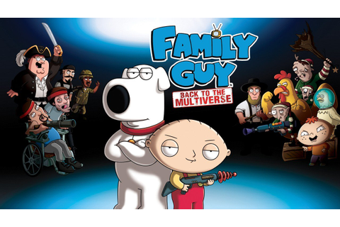 Family Guy: Back to the Multiverse (2012). Нажмите, чтобы ...