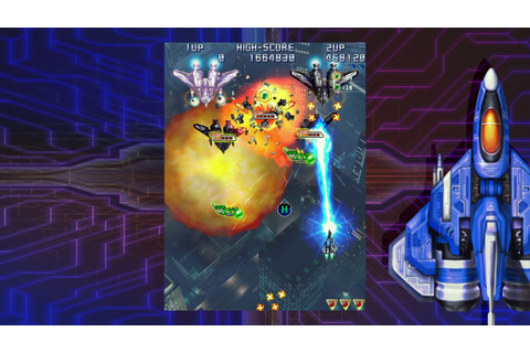 Raiden IV Overkill PC Game Free Download - Ocean Of Games