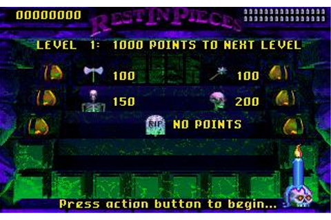 Mystic Midway: Rest in Pieces Download (1994 Arcade action ...