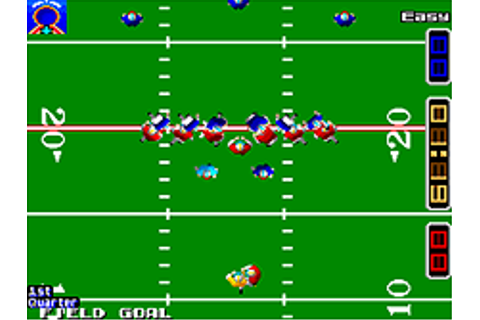 Gridiron Fight - Mamepedia - all mame emulator games