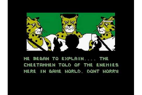 Action 52 Cheetahmen - Complete Game Intro - YouTube