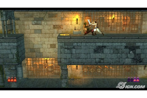 Prince of Persia Classic Review - IGN