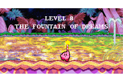 Fountain of Dreams | Kirby Wiki | FANDOM powered by Wikia