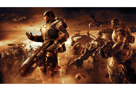 Gears Of War 2 Full HD Wallpaper and Background ...
