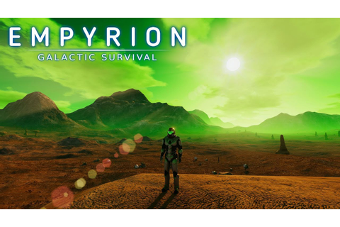 Empyrion - Galactic Survival: Alpha 7.0 Launch Trailer ...