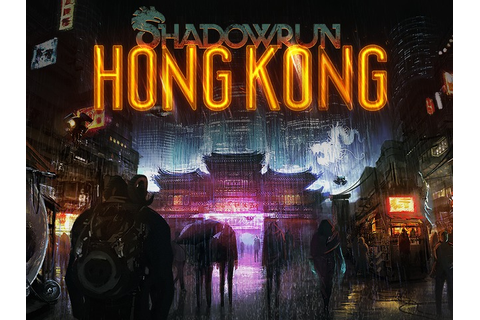 'Shadowrun: Hong Kong', A Role-Playing Video Game Set in ...