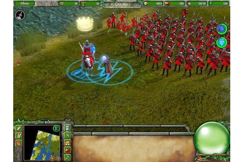 Pc Games Stronghold: Legends (FULL VERSION) | Free Download Pc Games ...