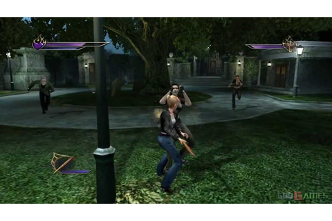 Buffy the Vampire Slayer: Chaos Bleeds - Gameplay Xbox HD ...