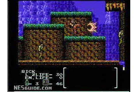 Flying Warriors - NES Gameplay - YouTube