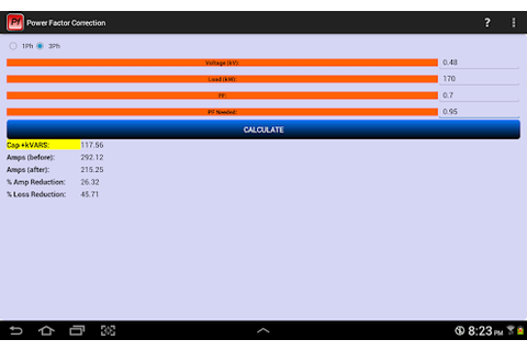 App Power Factor Corrector APK for Windows Phone | Android ...