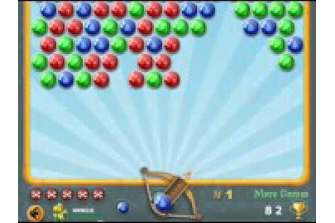 This is a great Bubble Shooter game with a lot of levels, which are ...