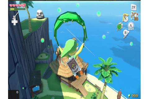 Buy Legend of Zelda The Wind Waker HD Nintendo Wii U ...
