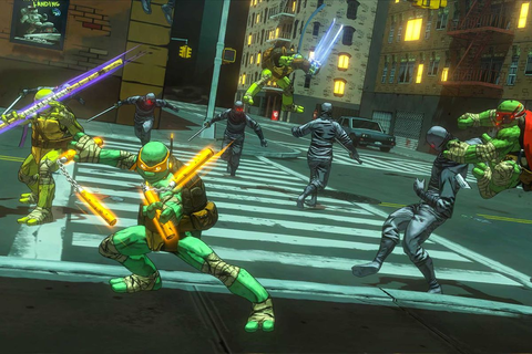 Platinum's Ninja Turtles game pulled from digital stores ...