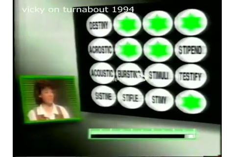 Game show Turnabout with Rob Curling 1996 from my VHS Tape ...
