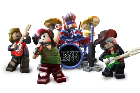Multi David Bowie ook in LEGO Rock Band - Forum Minatica