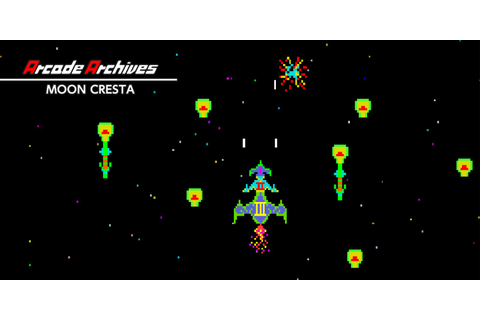 Arcade Archives MOON CRESTA | Nintendo Switch download ...