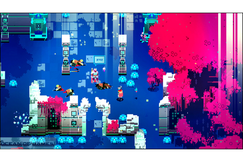 Hyper Light Drifter Free Download - Download games for free!