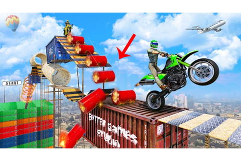 Trial Xtreme Bike Racing Game 2020 । Impossible Motocross ...