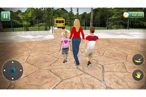 Virtual Mother - Happy Family Life Simulator Game for ...
