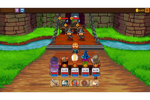 Knights of Pen & Paper 2 Here Be Dragons Review | Reviews ...