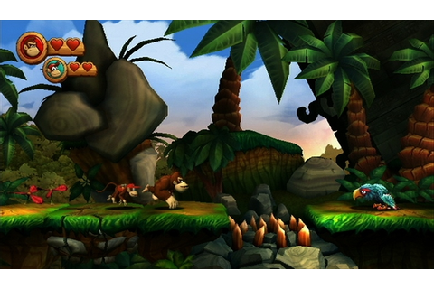 Console Gaming: Donkey Kong Country Returns Game Review