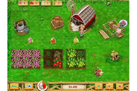 Free Share Full Version PC Games: RANCH RUSH 1 & 2