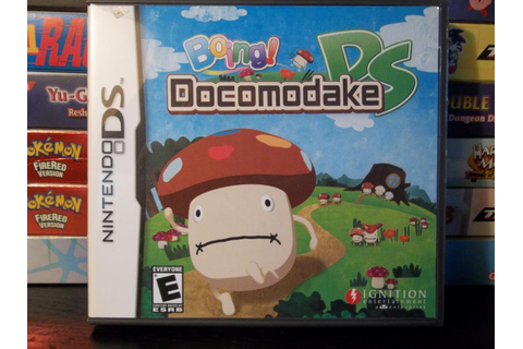 Boing! Docomodake DS collected in Nintendo DS by Dean ...