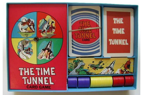 TIME TUNNEL CARD GAME