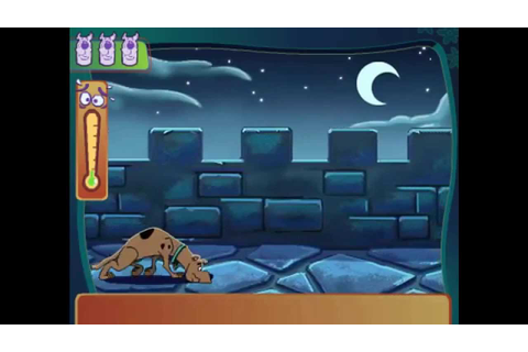 Scooby Doo Game - Scooby Doo and the Creepy Castle ...