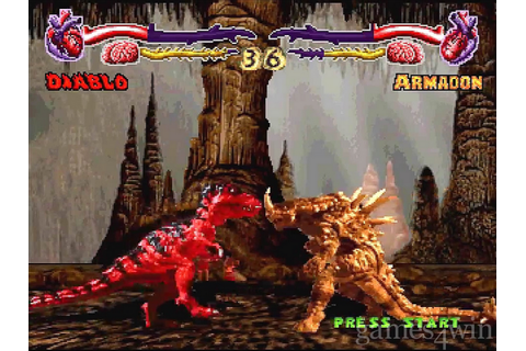 Primal Rage. Download and Play Primal Rage Game - Games4Win