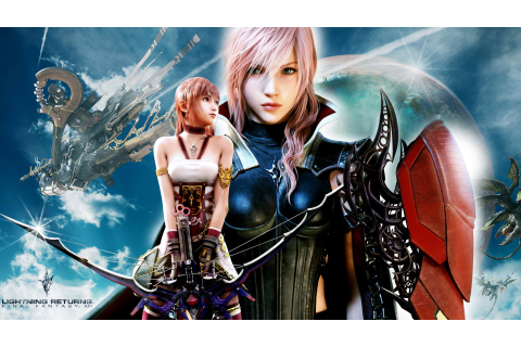 Lightning Returns Final Fantasy XIII Wallpapers | HD ...