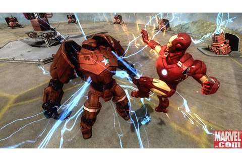 Iron Man 2 Game Download 36Mb ~ Highly compressed pc Games