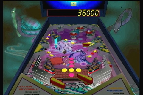 Real Pinball Screenshots for 3DO - MobyGames