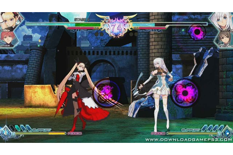 Blade Arcus From Shining EX - Download game PS3 PS4 PS2 ...