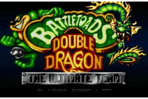 Battletoads and Double Dragon: The Ultimate Team - The 10 ...