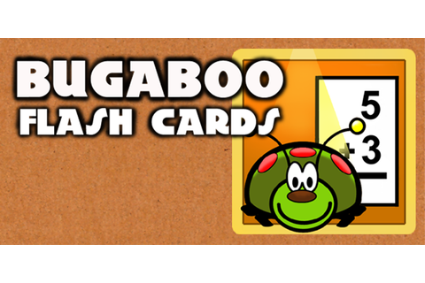 Amazon.com: Bugaboo Flashcards: Appstore for Android