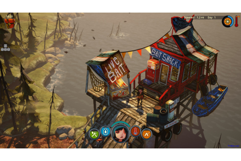 The Flame in the Flood – Gratis! | | Fribby.net