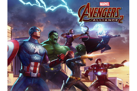 Marvel: Avengers Alliance 2 Launches On Android, iOS ...