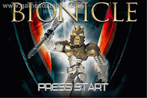 Bionicle: Matoran Adventures - Nintendo Game Boy Advance ...