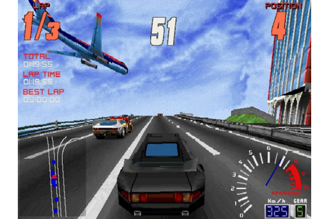 KAstobo gme: Screamer 2 Free Download Racing Game