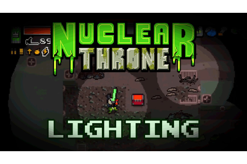 [Game Maker Tutorial] Nuclear Throne Style Lighting - YouTube