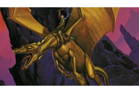 Warner Bros. Options Dragonriders of Pern - IGN