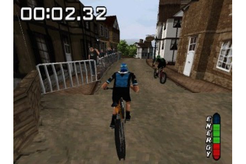No Fear Downhill Mountain Biking (1999) PS game